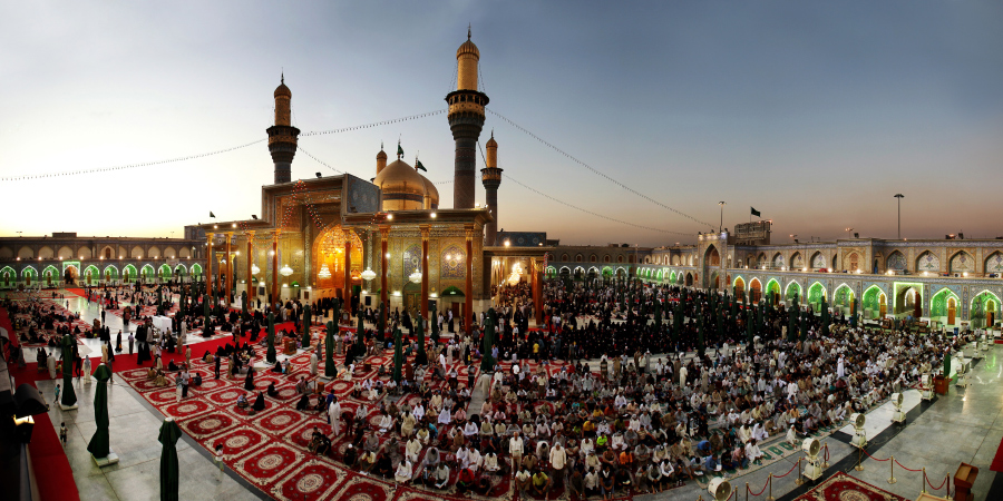 Имам Джавад —предводитель шиитской молодёжи
