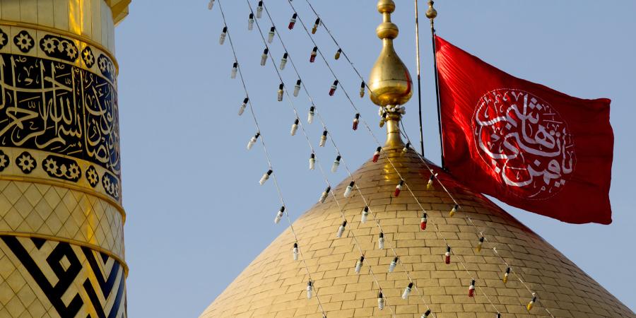Шейх Хурр аль-Амили о том, как совершать тавассуль к Ахль аль-Бейт