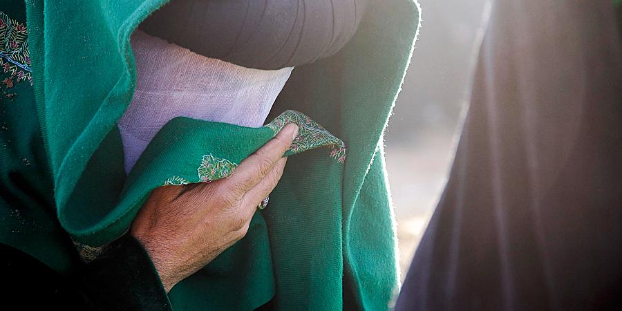Короткий зиярат Фатимы Захры, читаемый в день её мученической смерти