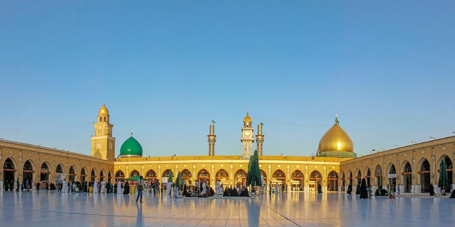 Посланник Аллаха об Имаме Али