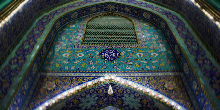 История чудесного посещения могилы Господина мучеников человеком по имени Хусейн