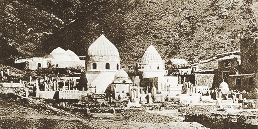 Зиярат Абу Талиба