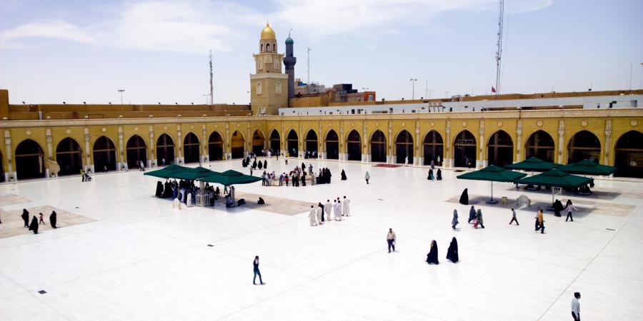 Последняя проповедь Имама Али, произнесённая им вКуфе вответ на проклятия вего адрес со стороны Муавии