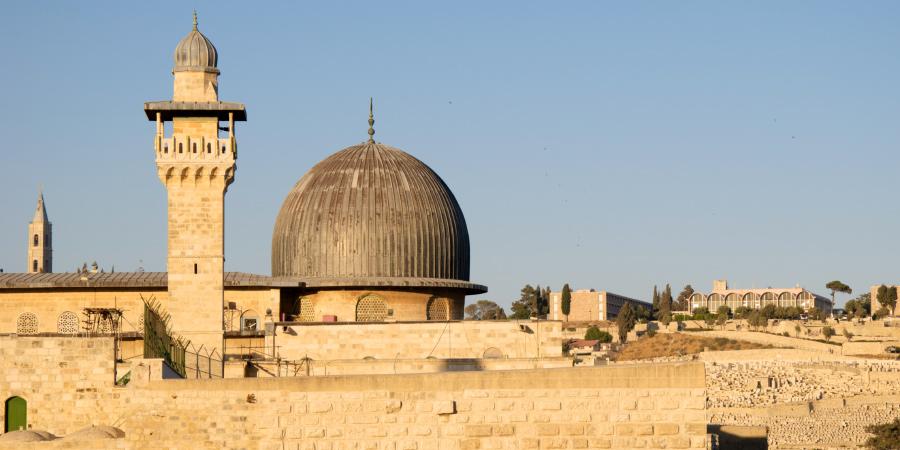 Где находится Отдалённейшая мечеть (Аль-Акса)?