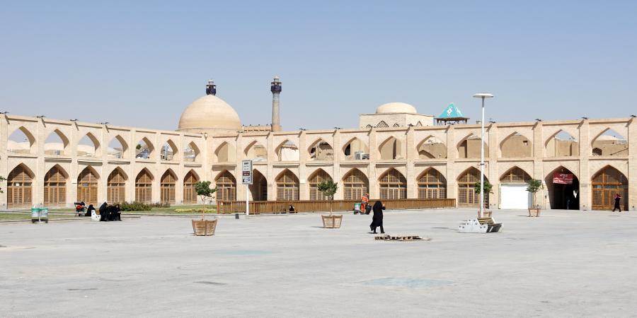 Площадь Имама Али, Исфахан, Иран