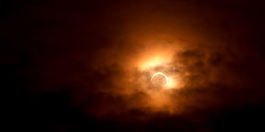 Солнечное затмение, 20 мая 2012 г.