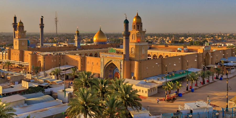 Мечеть Куфы, Наджаф, Ирак